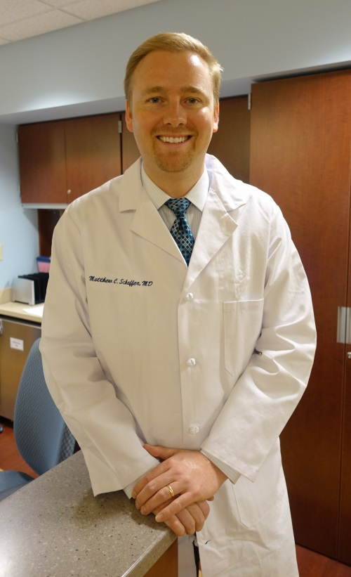 Matthew C  Schaffer, MD